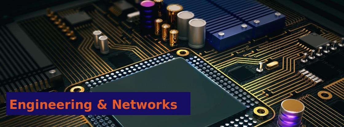 Engineering and networks Banner