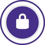 Information Assurance and Cyber Security Icon