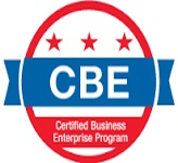 D.C Certified business logo